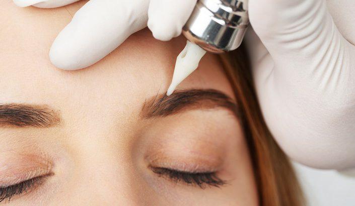 Татуаж бровей - популярная косметическая процедура